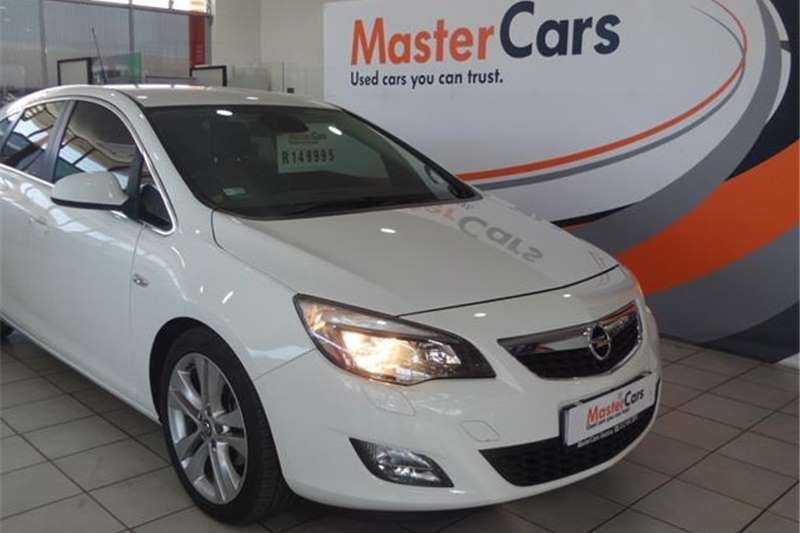 Opel Astra hatch1.6 Turbo Sport 2010