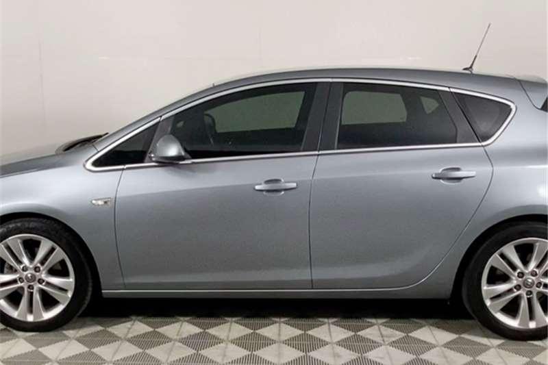 2011 Opel Astra Astra hatch1.6 Turbo Sport