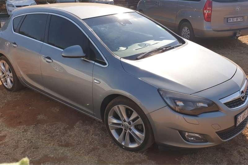 2011 Opel Astra hatch1.6 Turbo Sport