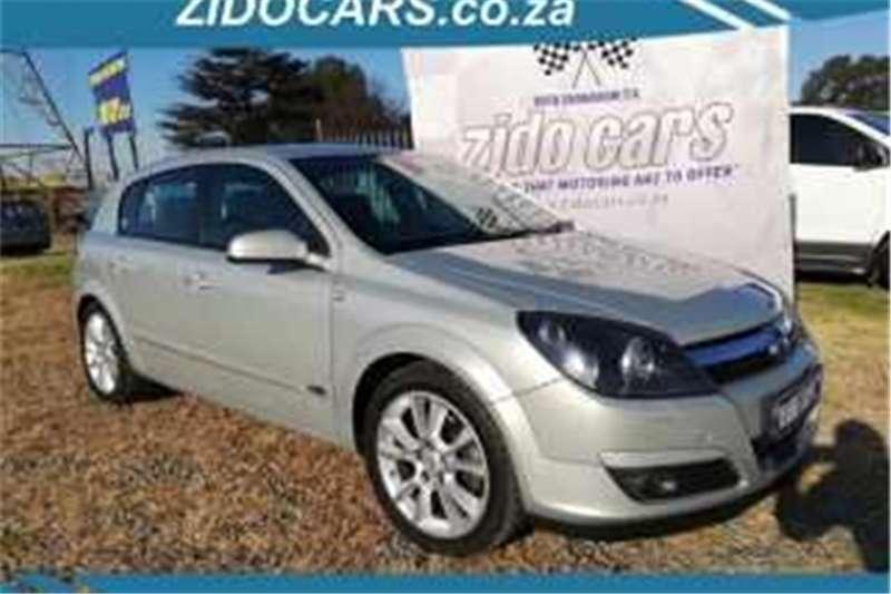 2006 Opel Astra 2.0 GSi