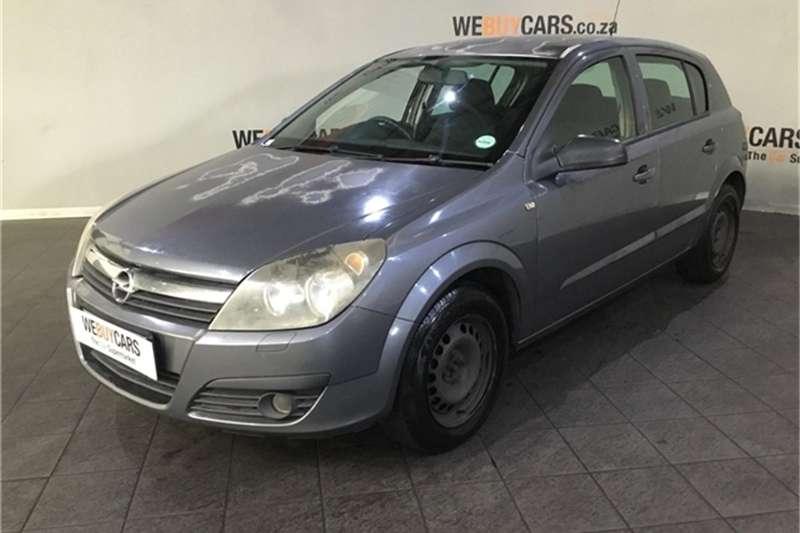 2005 Opel Astra 1.6 Essentia