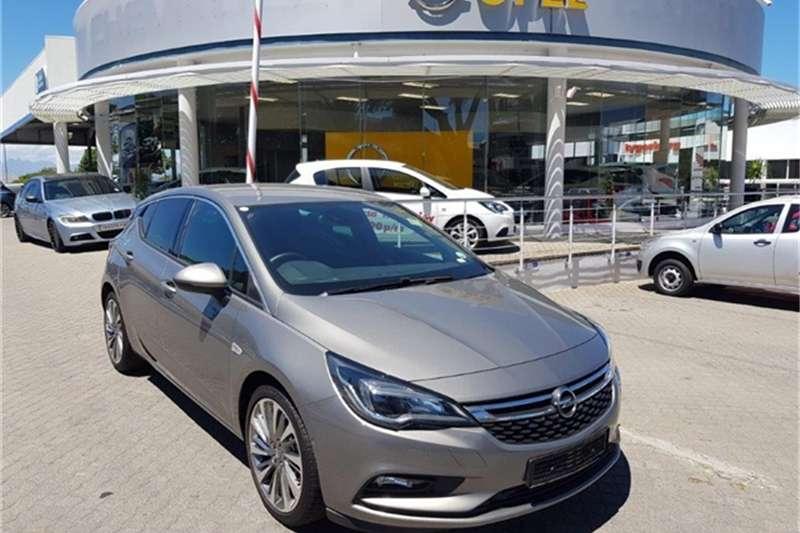 2019 Opel Astra hatch 1.4T Sport auto