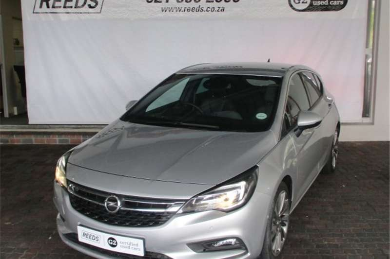 2017 Opel Astra hatch 1.6T Sport Plus