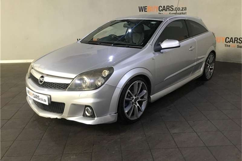 2009 Opel Astra OPC