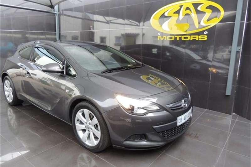 2012 Opel Astra GTC 1.4 Turbo Enjoy