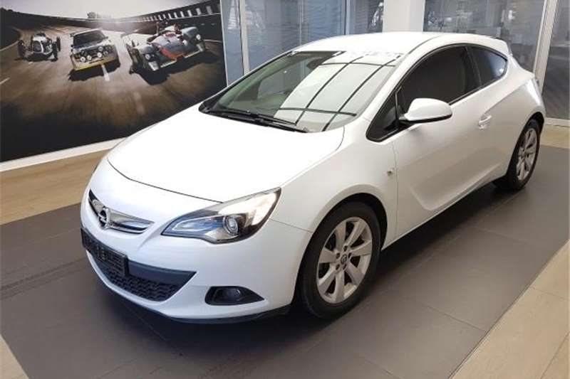 2014 Opel Astra GTC 1.6 Turbo Sport