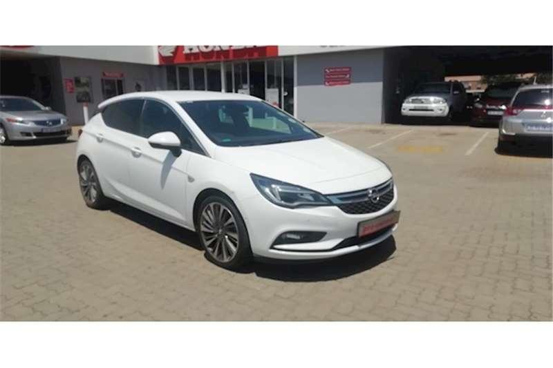 2017 Opel Astra hatch 1.6T Sport