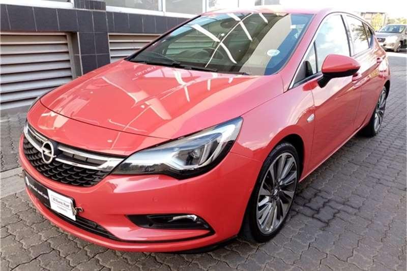 2016 Opel Astra hatch 1.6T Sport Plus