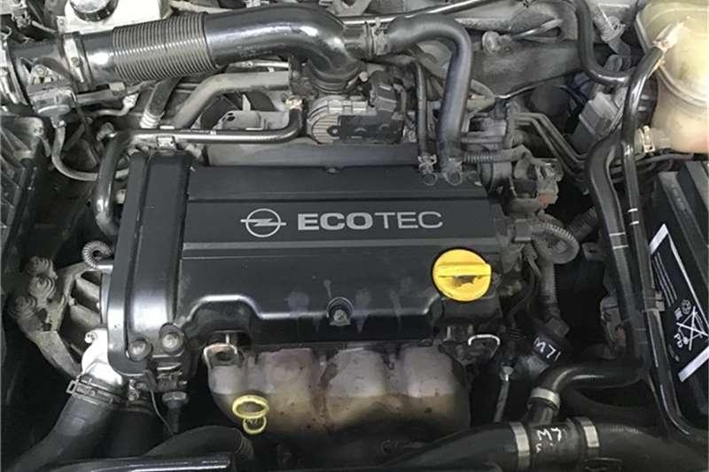 2008 Opel Astra 1.4 Essentia