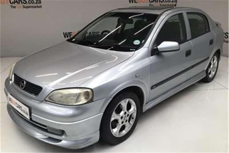 2004 Opel Astra