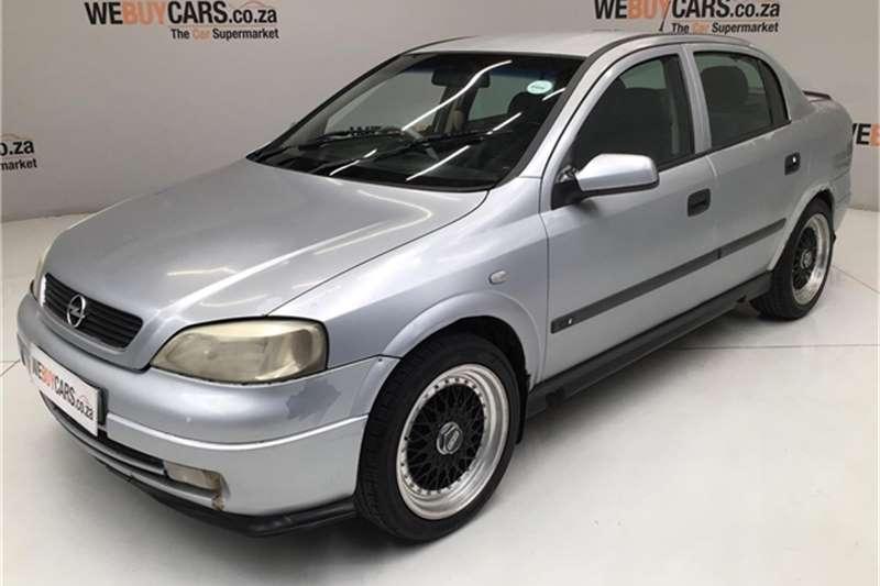 2002 Opel Astra