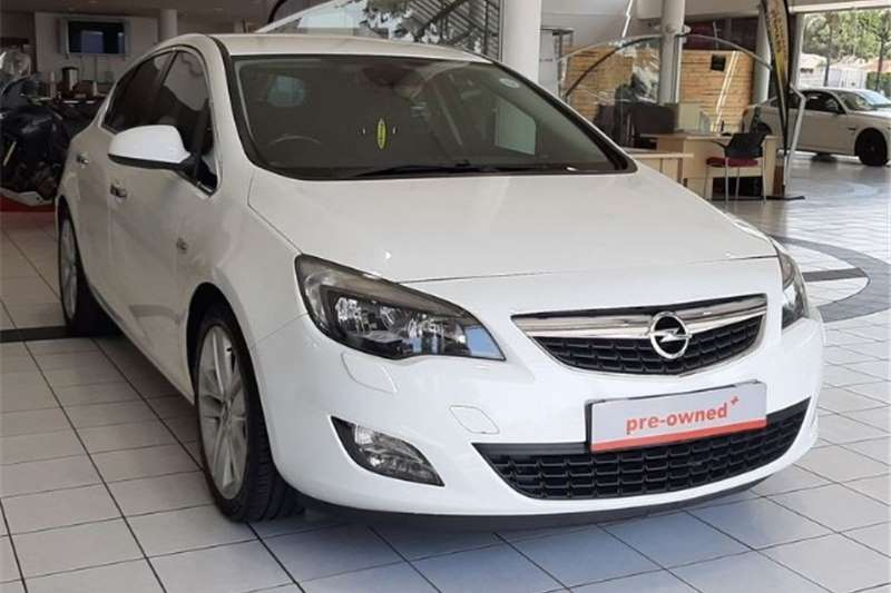 2011 Opel Astra hatch1.6 Turbo Sport