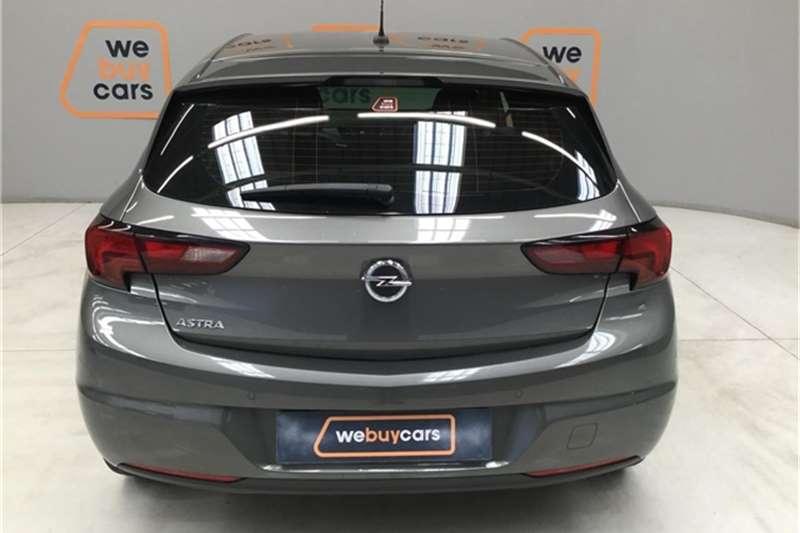 2018 Opel Astra hatch 1.4T Enjoy auto