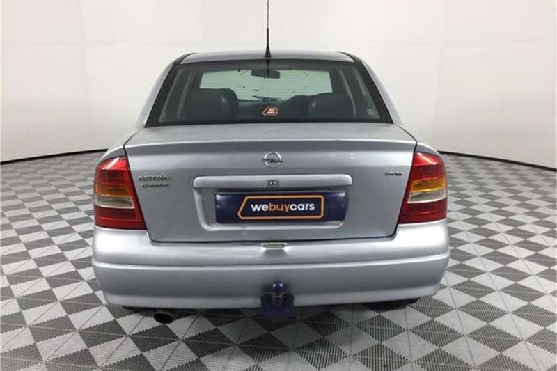2000 Opel Astra
