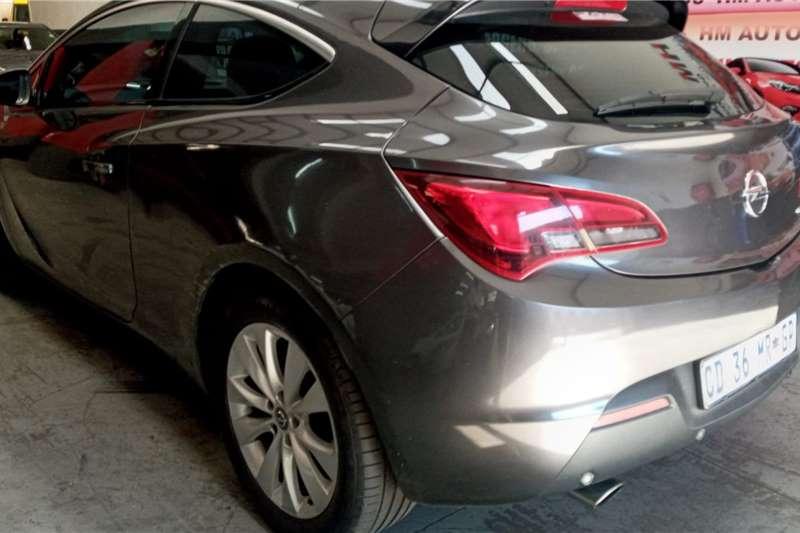 2013 Opel Astra