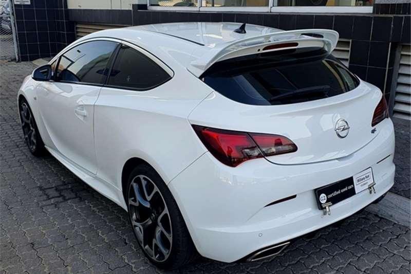Opel Astra OPC 2016