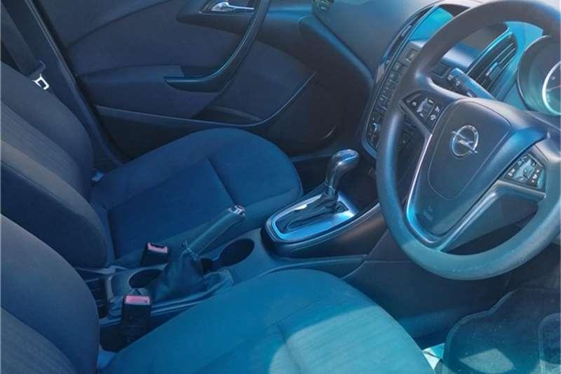 Used 2014 Opel Astra sedan 1.4 Turbo Enjoy auto
