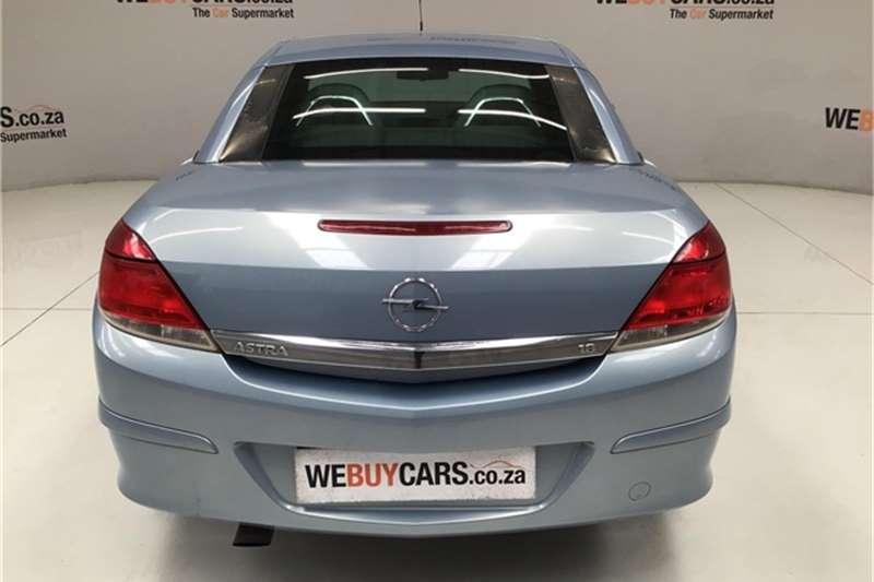 Opel Astra Twintop 1.8 Enjoy 2007