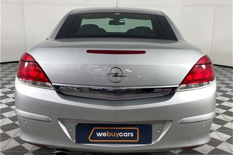 Used 2007 Opel Astra Twintop 2.0 Turbo Cosmo