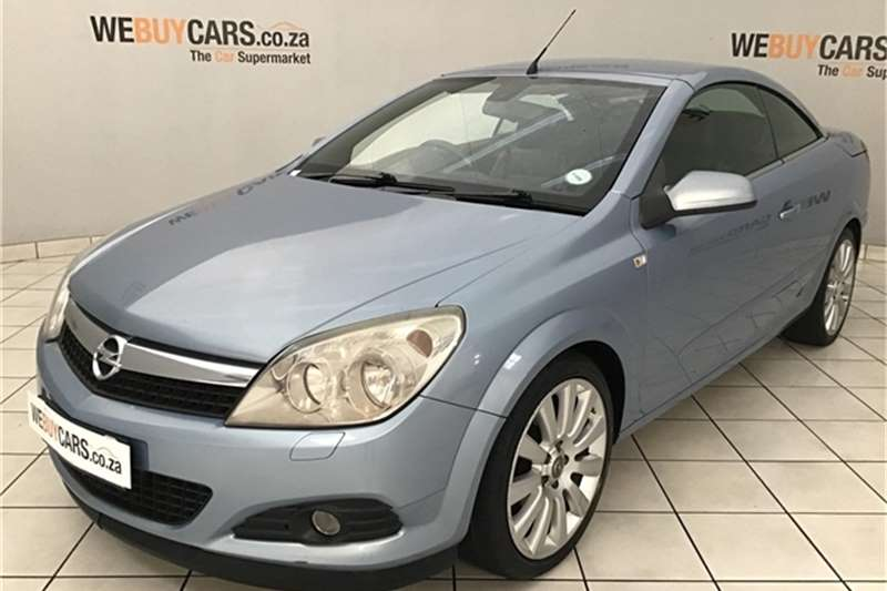 Opel Astra Twintop 2.0 Turbo Cosmo 2008