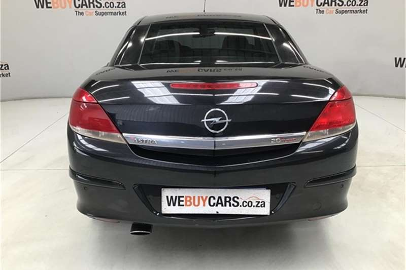 Opel Astra Twintop 2.0 Turbo Cosmo 2009