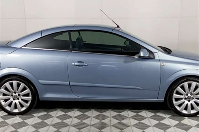 Used 2009 Opel Astra Twintop 2.0 Turbo Cosmo