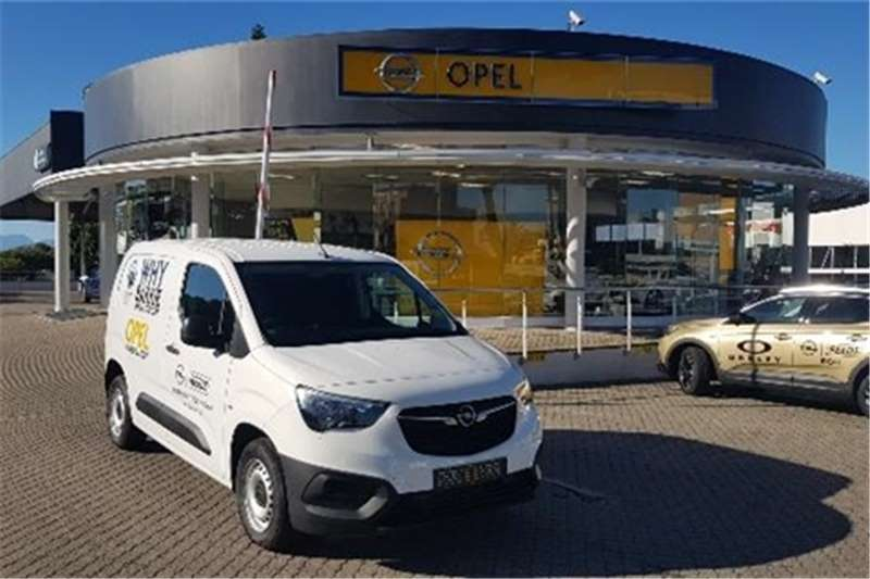 Opel Combo Cargo Panel Van COMBO CARGO 1.6TD F/C P/V 2020