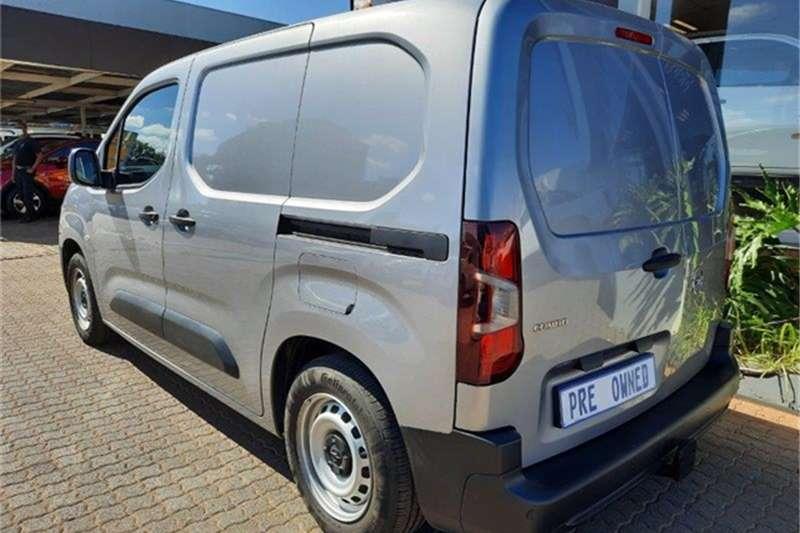 Used 2021 Opel Combo Cargo Panel Van COMBO CARGO 1.6TD F/C P/V