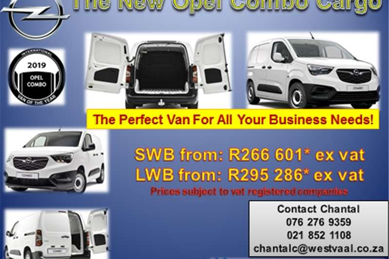 Opel Combo Cargo Panel Van LWB COMBO CARGO 1.6TD LWB F/C P/V 2019
