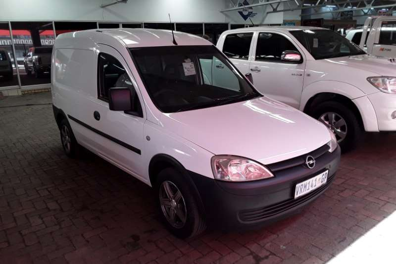 2007 Opel Combo 1.4