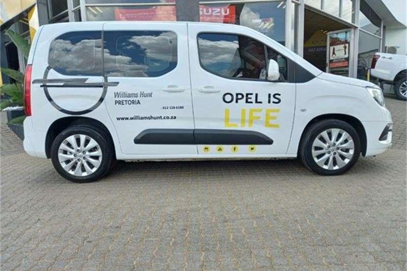 Used 2020 Opel Combo Life COMBO LIFE ENJOY 1.6TD