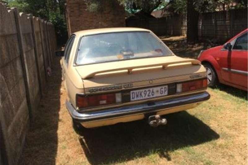 Opel Commodore 1983