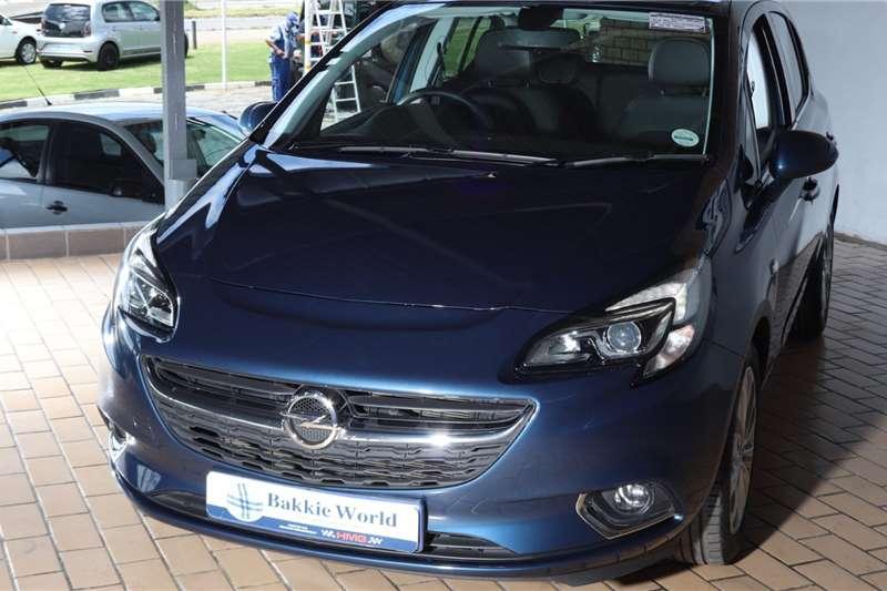 Opel Corsa 1.0T Cosmo 2015