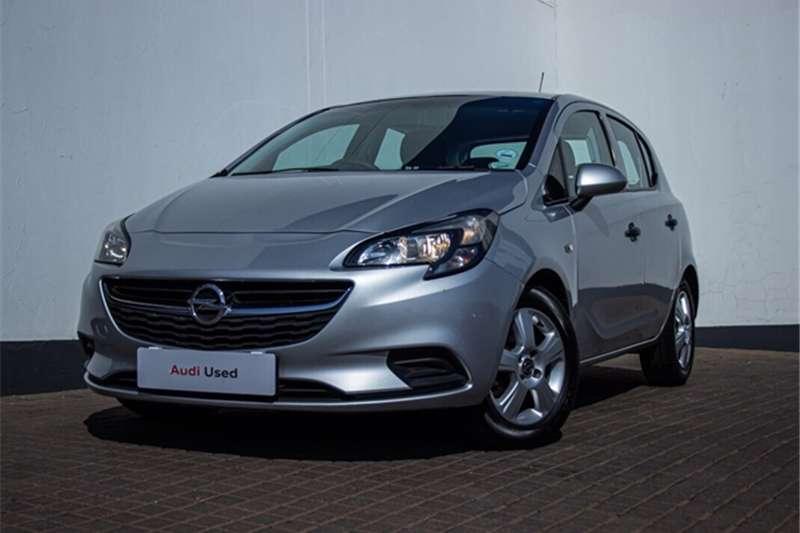 Opel Corsa 1.0T Cosmo 2016