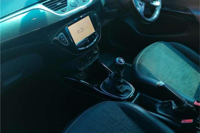 2016 Opel Corsa Corsa 1.0T Cosmo