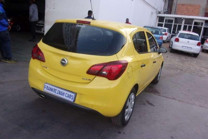 Used 2016 Opel Corsa 1.0T Enjoy