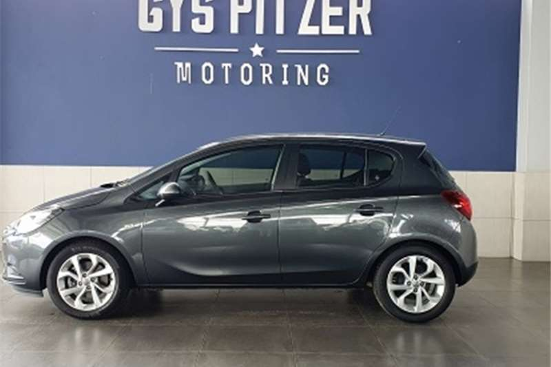 Used 2018 Opel Corsa 1.0T Enjoy