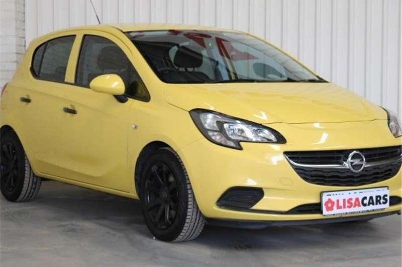 Opel Corsa 1.0T Essentia 2015