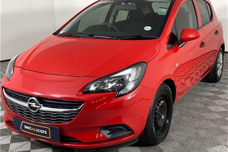 Used 2015 Opel Corsa 1.0T Essentia