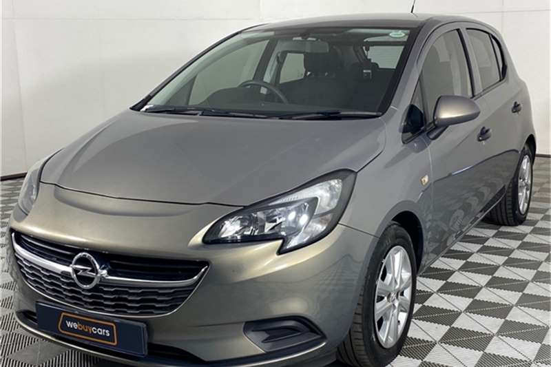 2015 Opel Corsa Corsa 1.0T Essentia