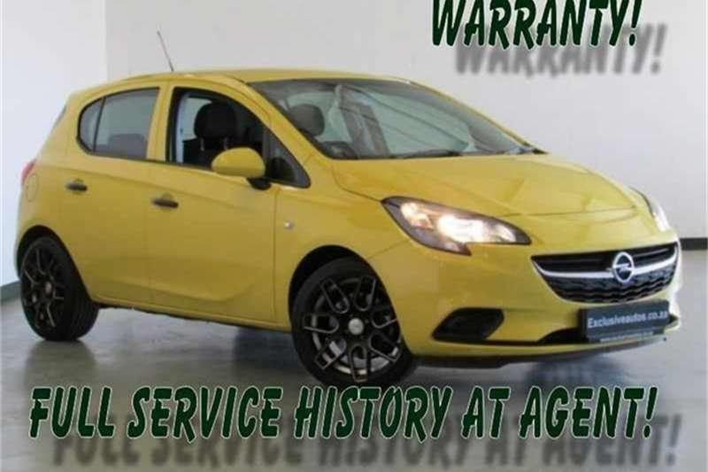 Opel Corsa 1.0T Essentia 2016