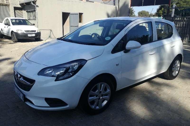 Opel Corsa 1.0T Essentia Eco flex 2017