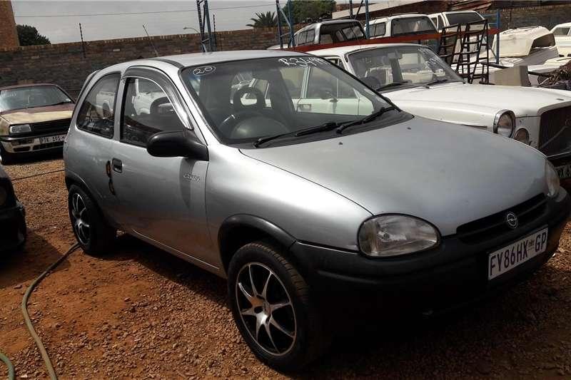 Opel Corsa 1.4 Club 2002
