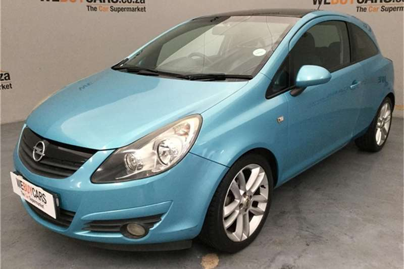 Opel Corsa 1.4 Colour Edition 2010