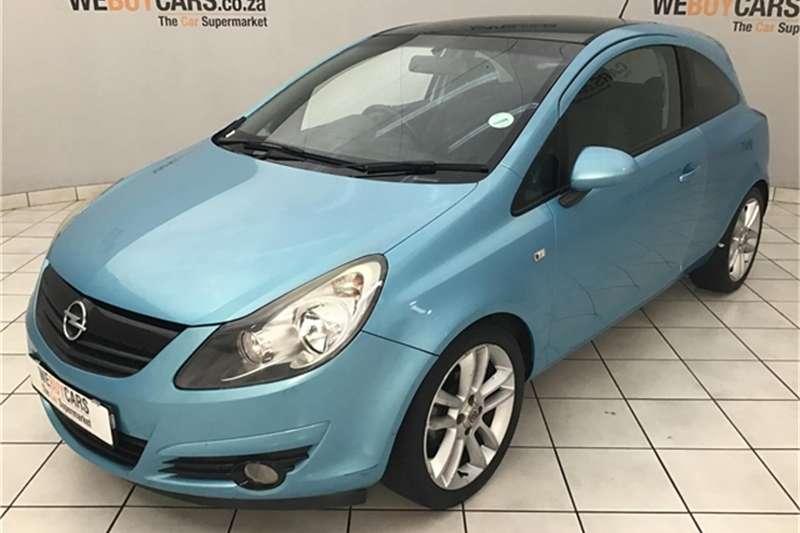 Opel Corsa 1.4 Colour Edition 2010
