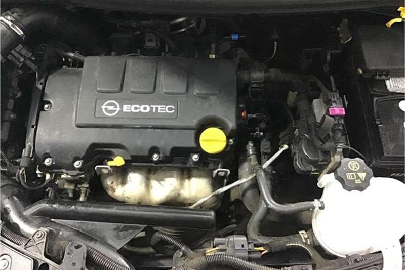 Opel Corsa 1.4 Colour Edition 2013