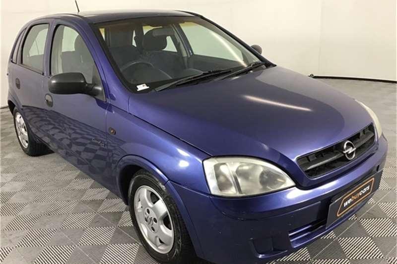 Used 2004 Opel Corsa 1.4 Comfort
