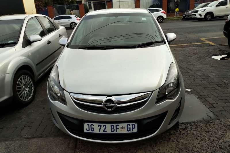 Opel Corsa 1.4 Comfort 2015