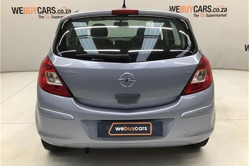 Opel Corsa 1.4 Enjoy 2008