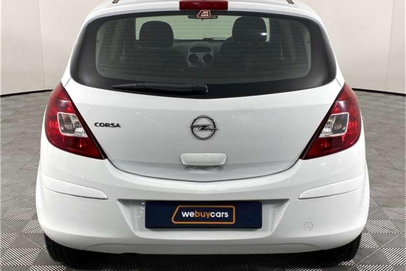 Used 2013 Opel Corsa 1.4 Enjoy